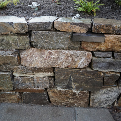 retaining walls and rock work seattle brickmaster